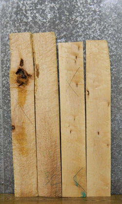 4- Kiln Dried Bird's Eye Maple Reclaimed Craft Pack/Lumber Boards 30459