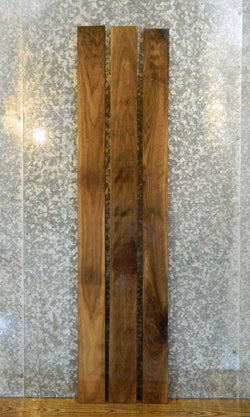 3- Rustic Sappy Black Walnut Kiln Dried Lumber Boards LSWS14 30530