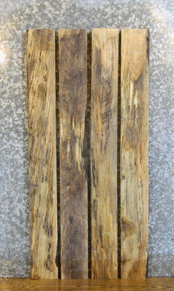 4- Rustic Spalted Maple Kiln Dried Lumber Boards LSHA01 32929-32932