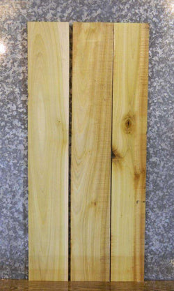3- Salvaged Kiln Dried Poplar Lumber Boards/Craft Pack Slabs 33043-33045