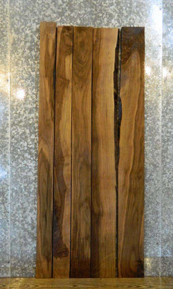 5- Black Walnut Kiln Dried Rustic Lumber Boards/Craft Pack 33102,33170