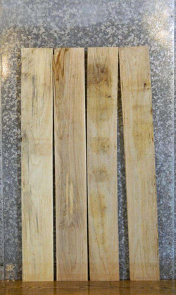 4- Reclaimed Kiln Dried Maple Craft Pack/Lumber Boards LSHA01 33385-33388
