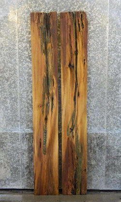 2- Rustic Red Oak Bar Tops/Kiln Dried Decorative Lumber Boards 4369-4370