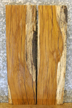 2- Salvaged White Oak Kiln Dried Lumber Boards 5935-5936