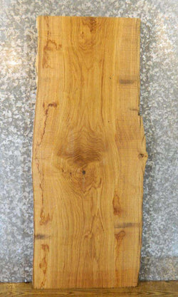 Natural Edge White Oak Salvaged Coffee/Sofa Table Top Slab 7040