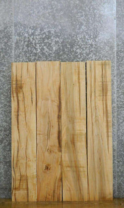 4- Reclaimed Kiln Dried Ambrosia Maple Craft Pack/Lumber Boards 7246