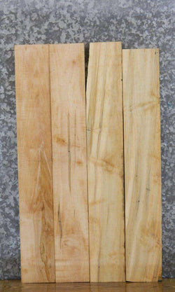4- Ambrosia Maple Rustic Kiln Dried Craft Pack/Lumber Boards 7315