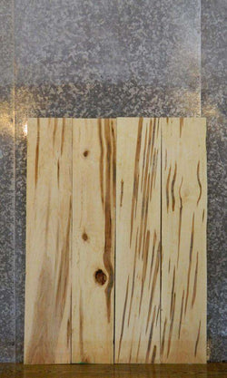 4- Kiln Dried Reclaimed Ambrosia Maple Lumber Boards LSWS15 7726-7729