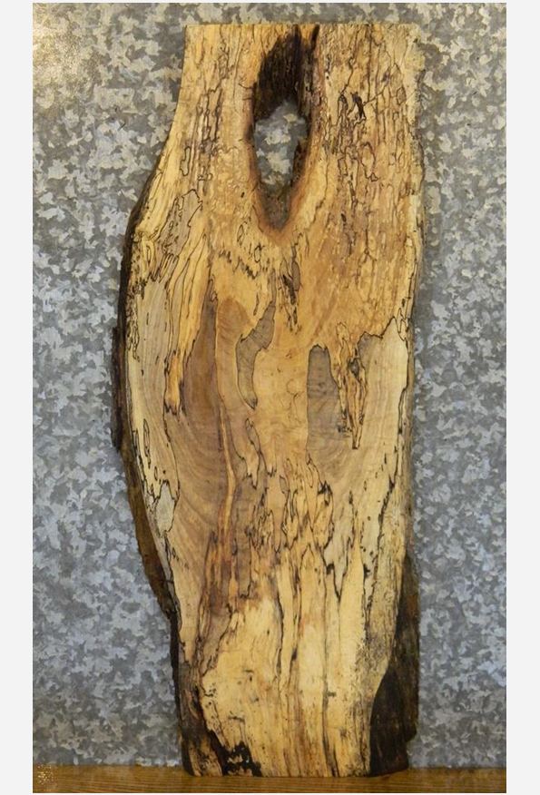 spalted wood