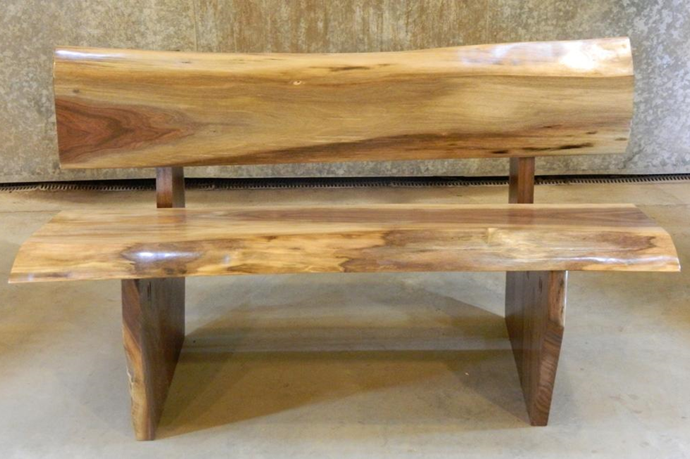 rustic bench furniture