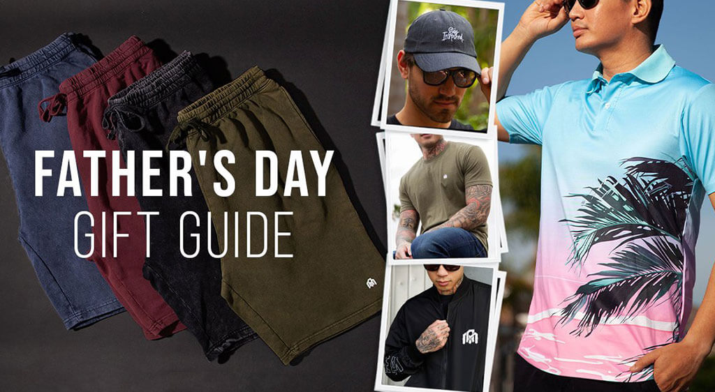INTO THE AM Father's Day Gift Guide