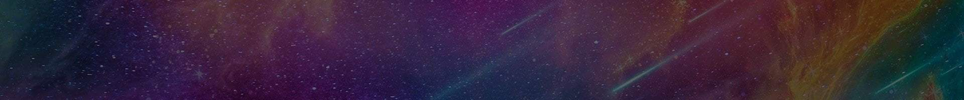 Galaxy collection banner for spring styles