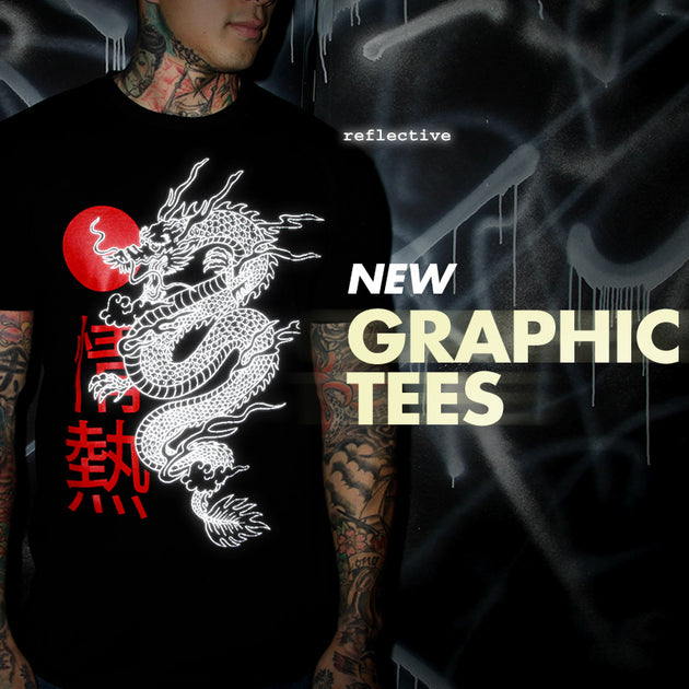 New Graphic Tees