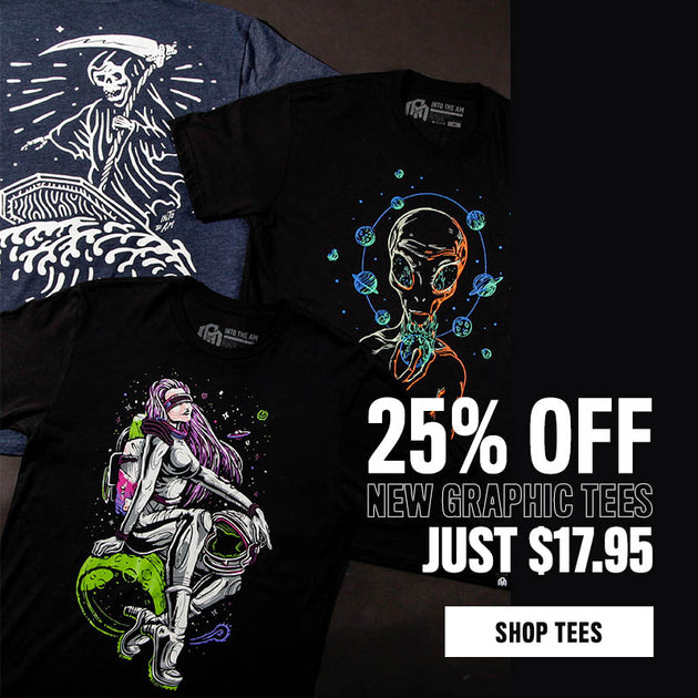 25% Off New Graphic Tees 4/6