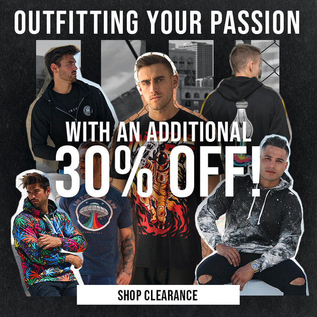 Addtional 30% Off Clearance 5/29