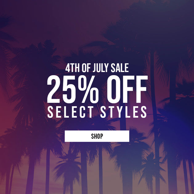 4th of July Sale 7/2