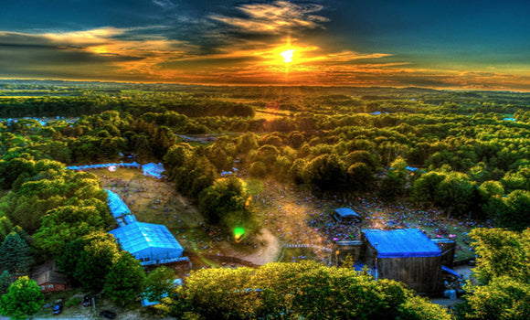 top camping festivals in the United States