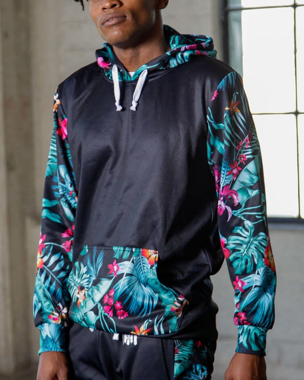 Congo Men's Pullover Hoodie-Lifestyle--Stephen---M