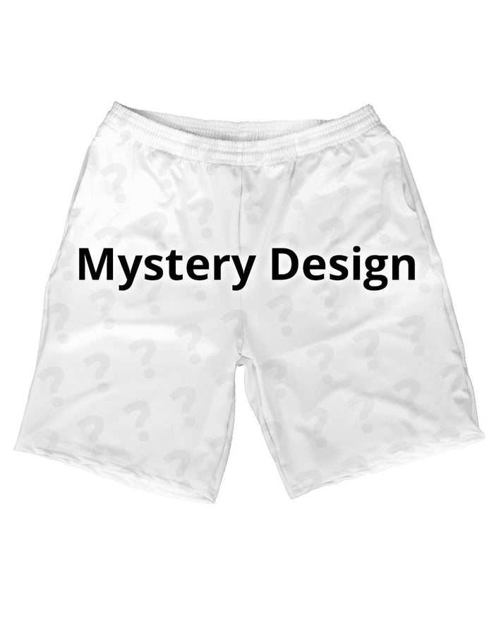 Mystery Athletic Shorts-Front