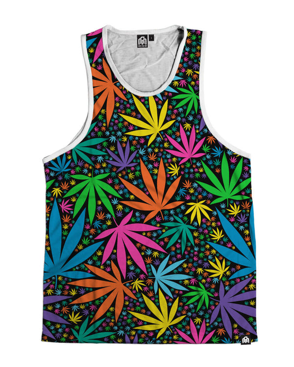 NeonTrees Mens Tank Front