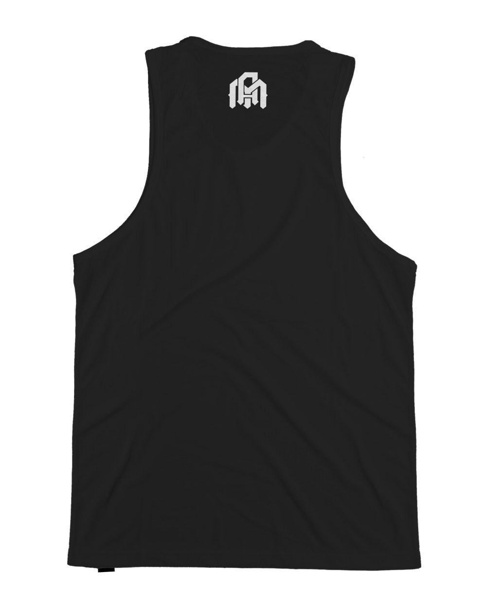 Player Zero Men's Tank Top - Back