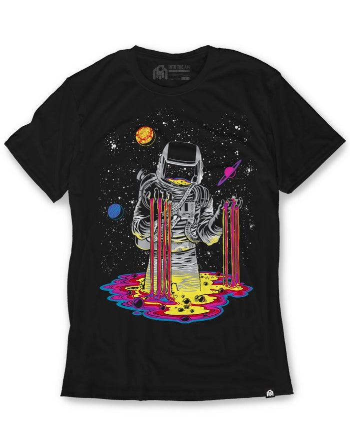 Space Drip Tee-Front