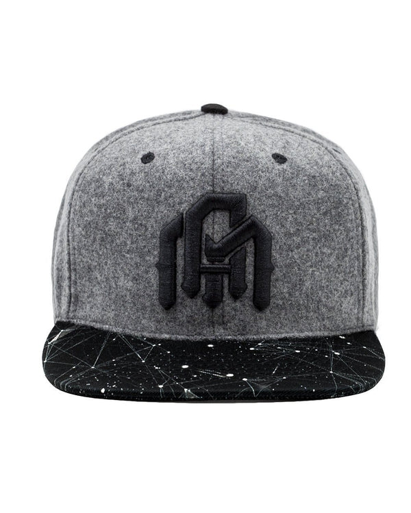 fd20276bb Spectrum Snapback Hat - INTO THE AM