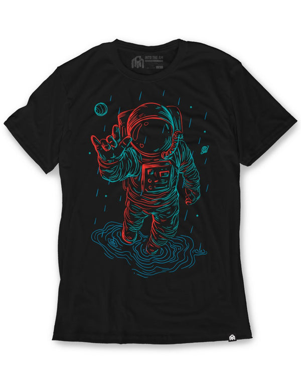 Universal Love Glow in the Dark Men's Tee-Front