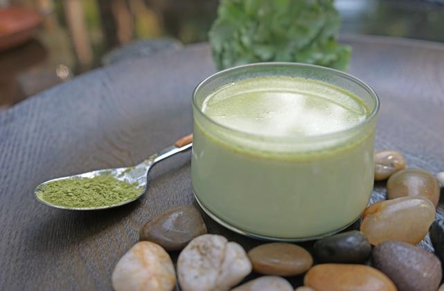 BurnButter® Matcha Latte