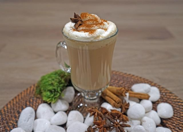 BurnButter® Nutty Chai Latte
