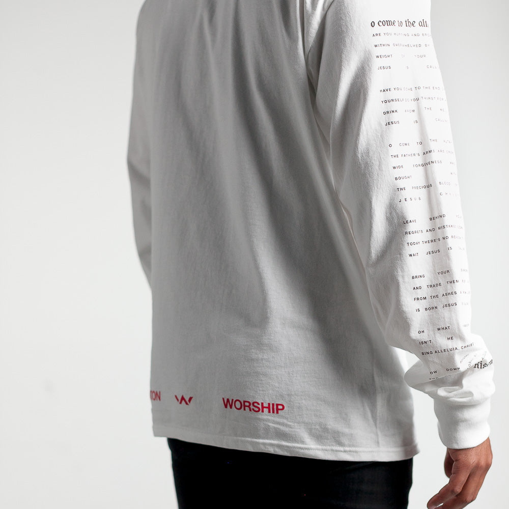 O Come to the Altar Long Sleeve Tee