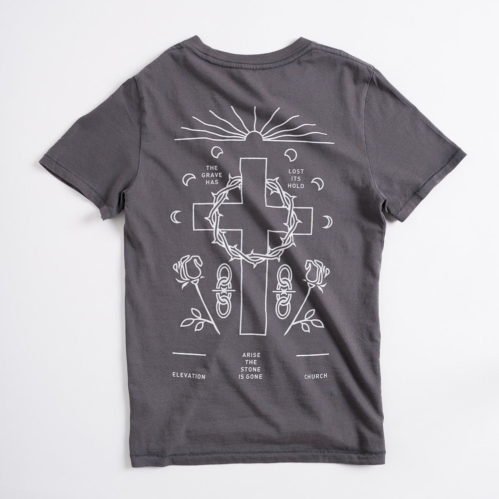 'The Grave Has Lost It's Hold' tee