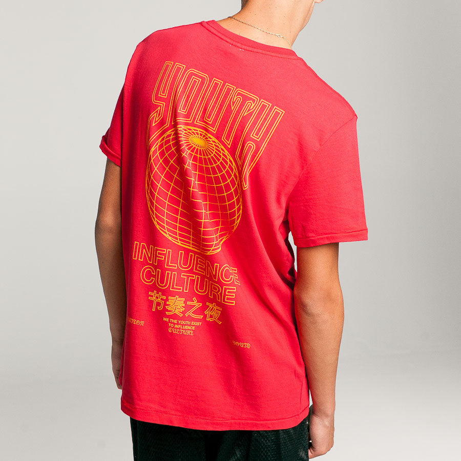 'Influence Culture' tee
