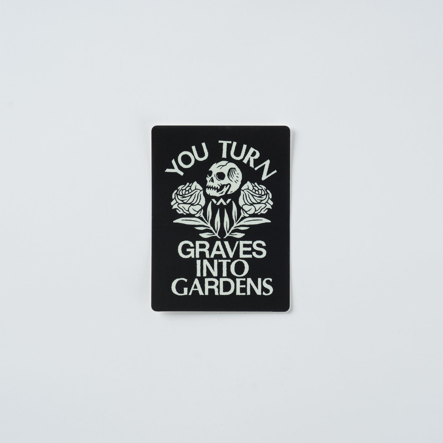 Graves Into Gardens Sticker Pack