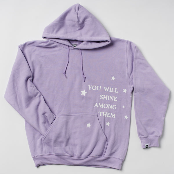 Philippians 2:15 Orchid Hoodie