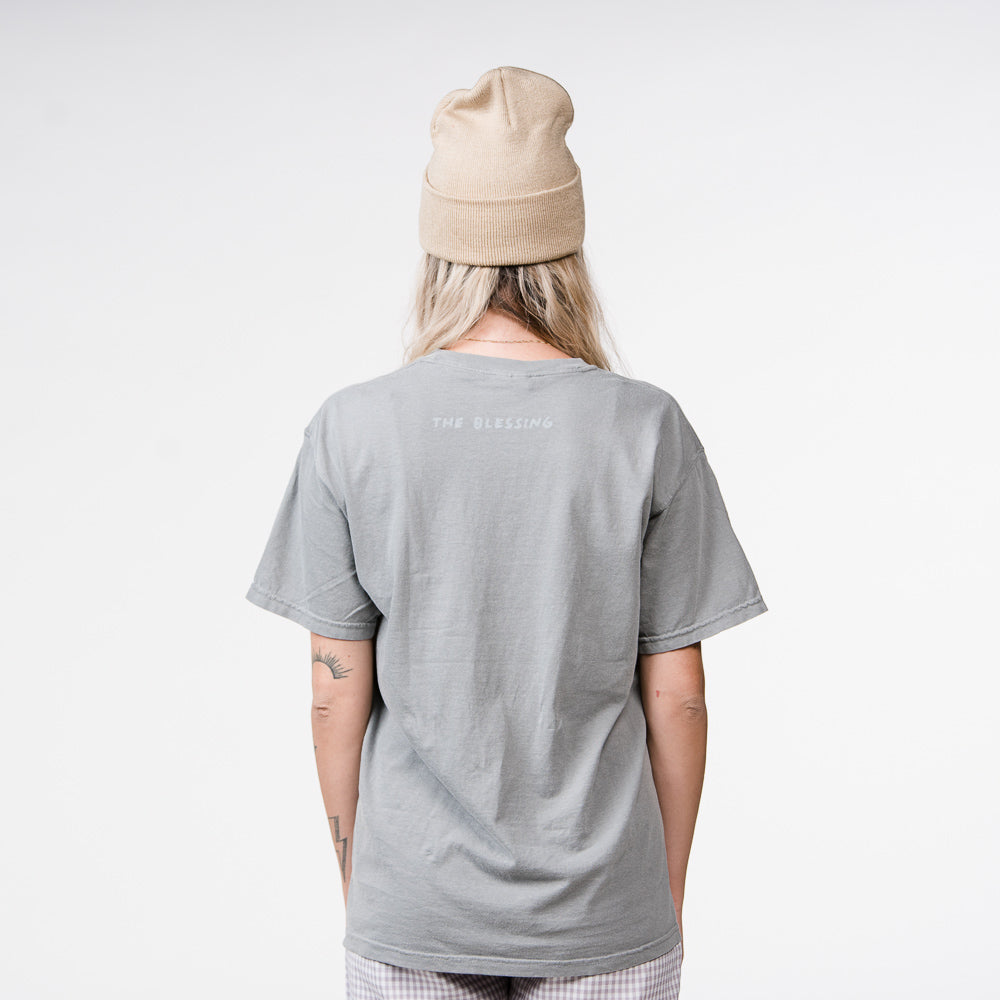 The Blessing - Grey 'Amen' Tee