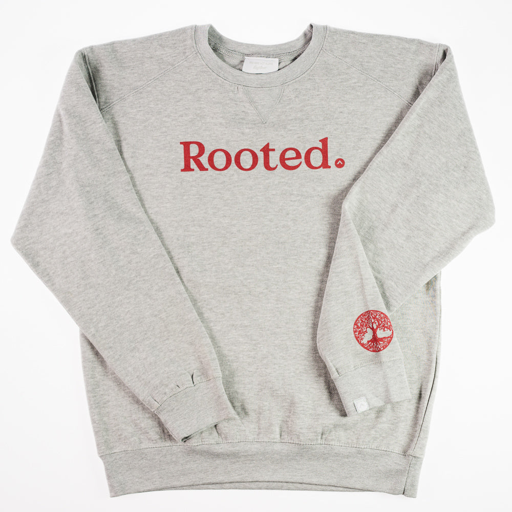 """Rooted"" Sweatshirt"
