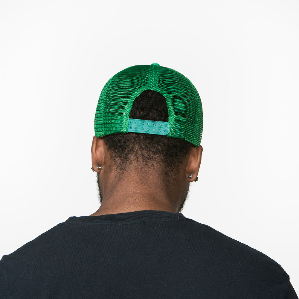 Jireh Two Toned Trucker Hat