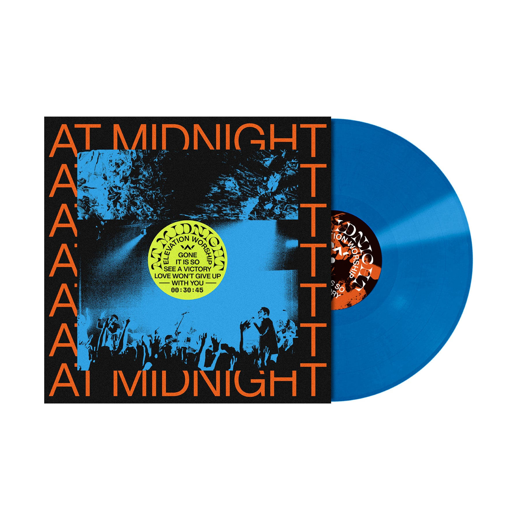 Elevation Worship: 'At Midnight' (VINYL)