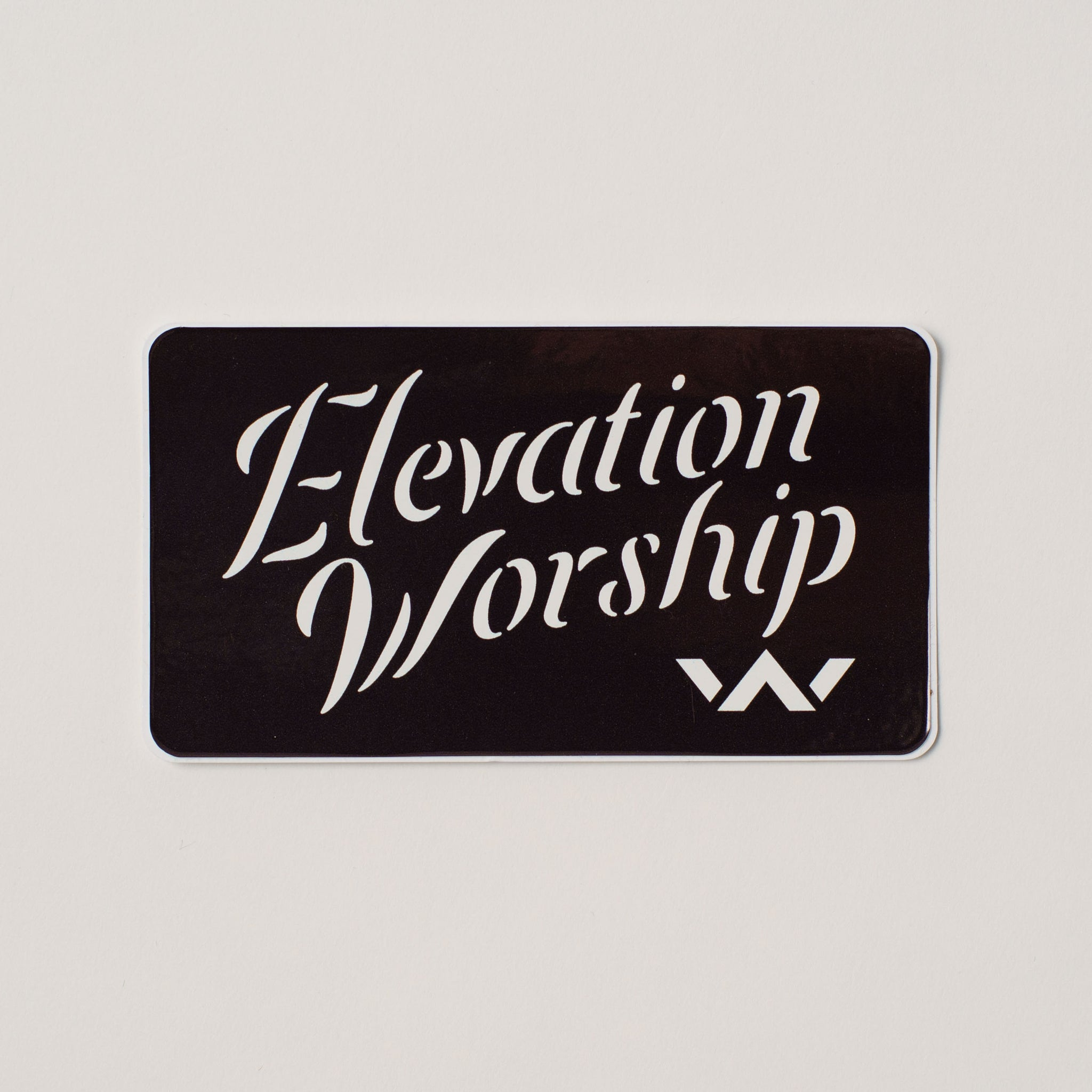 Elevation Worship Sticker Pack