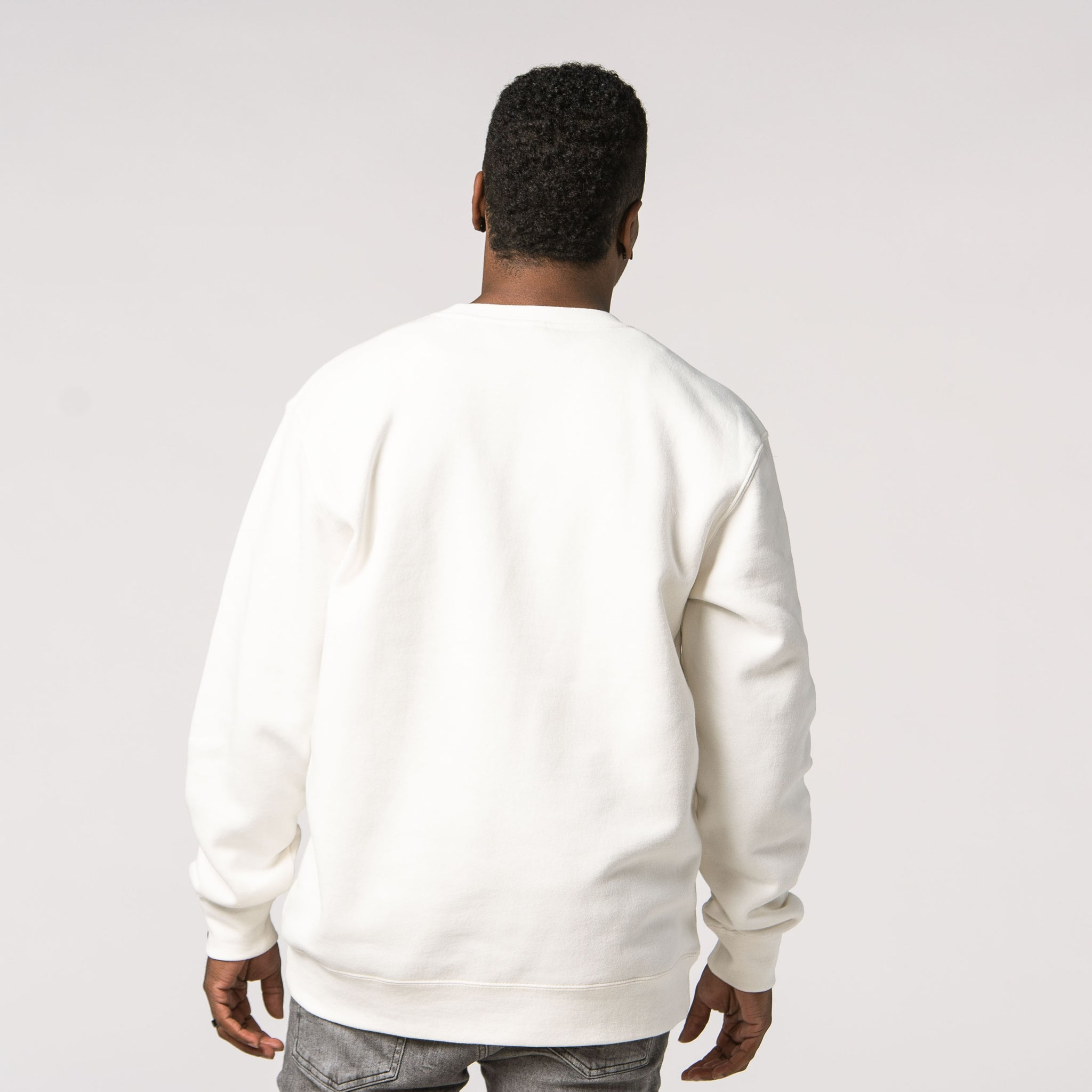 'Elevation 06' Crewneck Sweatshirt