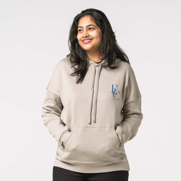 'Nothing Is Better Than You' Heather Stone Hoodie