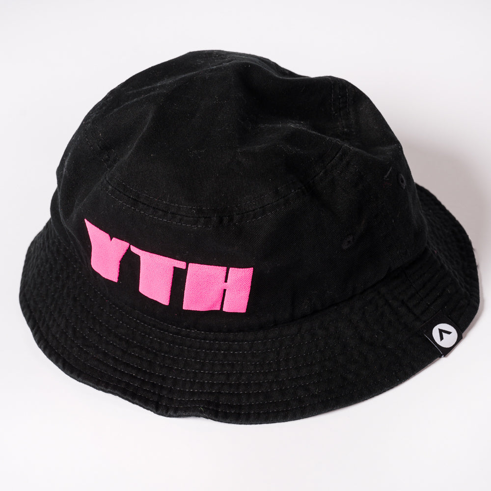 YTH Bucket Hat - Black