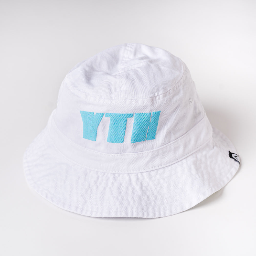 YTH Bucket Hat - White