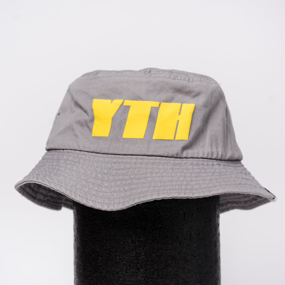 YTH Bucket Hat - Grey