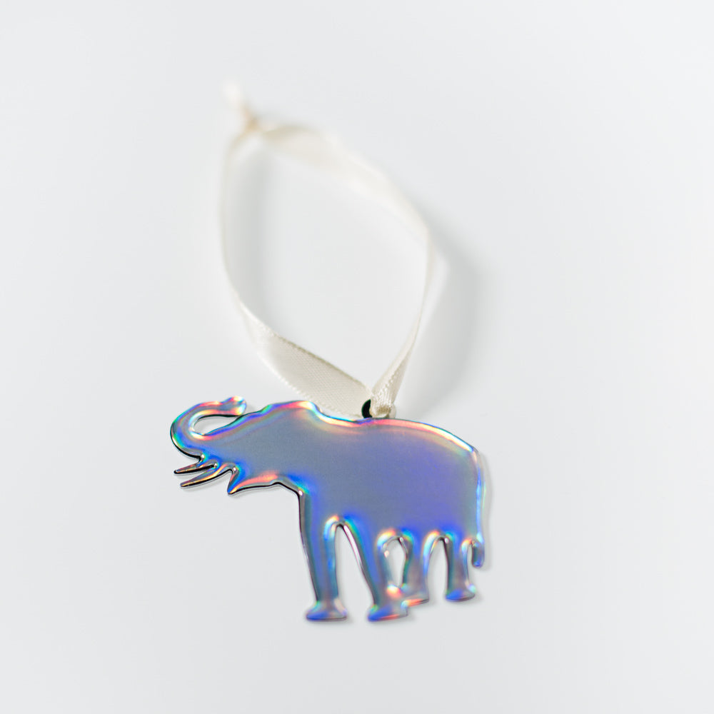 2020 Reflect Elephant Ornament