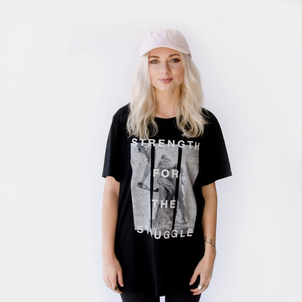 Strength For The Struggle Tee