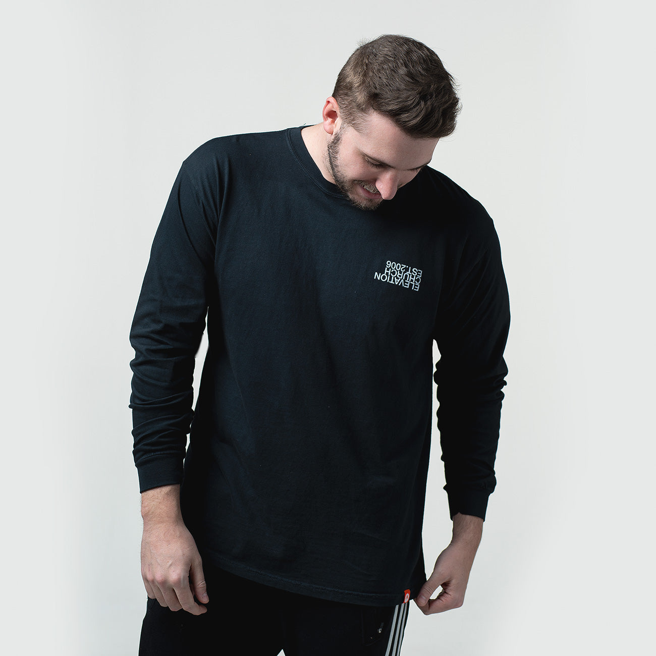 'See What God Can Do Through You - Elevation Church' long sleeve tee