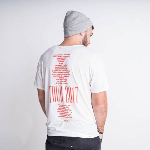 Elevation Worship - Fall 2017 Tour Tee