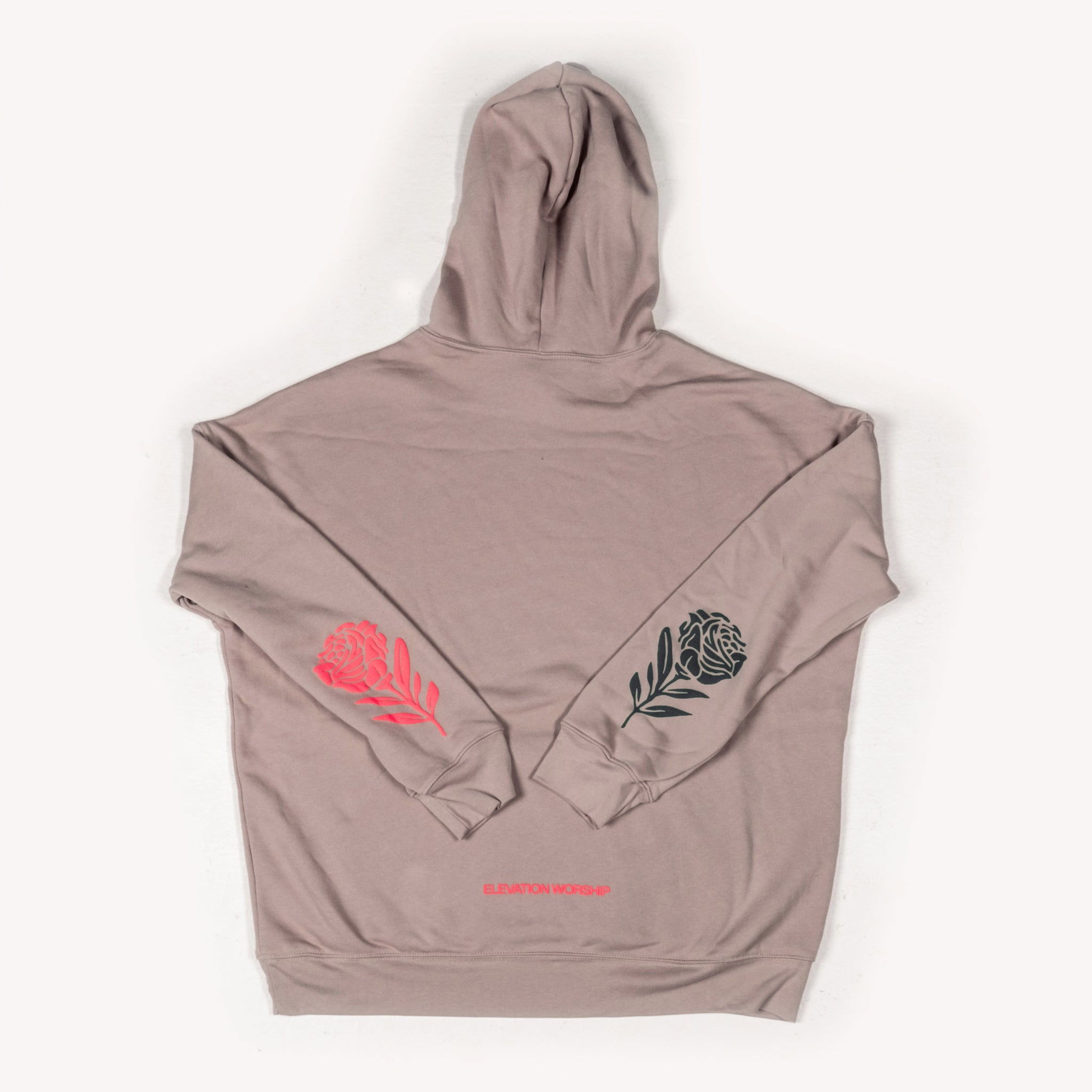 Graves Into Gardens Hoodie - Tan